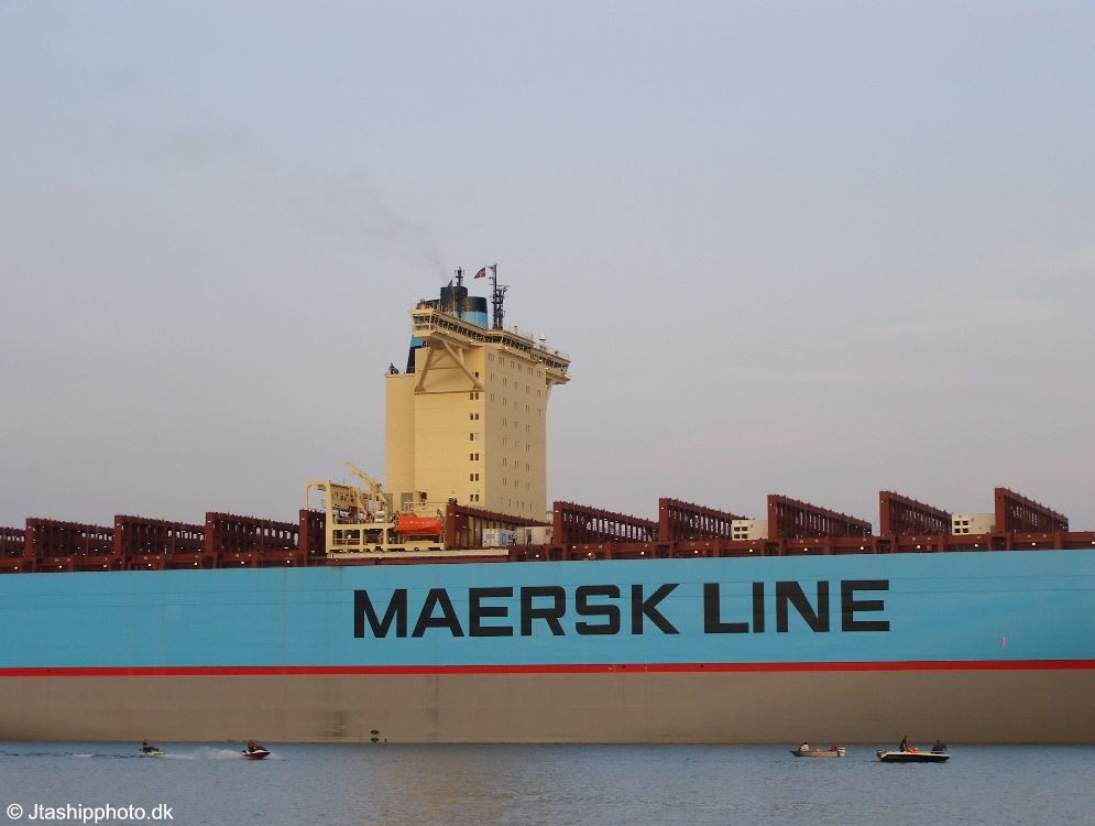Did you know?, Intresting Facts, Largest Container Ship In The World (Emma Maersk), Places & Historic Monuments ,Intresting Facts ,Heart Touching Stories ,Intresting Tips