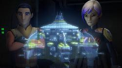 In the Name of the Rebellion: Part 2 episode synopsis,reviews,forums,photos,Secret Cargo episode synopsis,DUME episode synopsis,Crawler Commandeers episode synopsis,Shroud of Darkness episode synopsis,Through Imperial Eyes episode synopsis