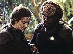 Change of Heart episode synopsis,reviews,forums,photos,The Jem'Hadar episode synopsis,The Maquis, Part I episode synopsis,The Siege of AR-558 episode synopsis,Business as Usual episode synopsis,Ties of Blood and Water episode synopsis