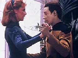 Data's Day episode synopsis,reviews,forums,photos,Aquiel episode synopsis,Sarek episode synopsis,Ethics episode synopsis,Time Squared episode synopsis,The Child episode synopsis
