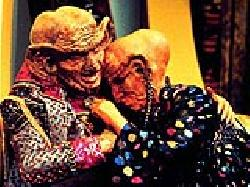 Ferengi Love Songs episode synopsis,reviews,forums,photos,Emissary, Part II episode synopsis,Explorers episode synopsis,Statistical Probabilities episode synopsis,The Sword of Kahless episode synopsis,Improbable Cause episode synopsis