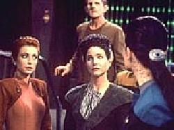 The Jem'Hadar episode synopsis,reviews,forums,photos,Paradise Lost episode synopsis,Babel episode synopsis,Tears of the Prophets episode synopsis,Change of Heart episode synopsis,Progress episode synopsis