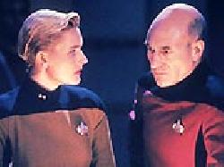 Yesterday's Enterprise episode synopsis,reviews,forums,photos,Encounter at Farpoint, Part II episode synopsis,Suspicions episode synopsis,The Game episode synopsis,The Wounded episode synopsis,Firstborn episode synopsis