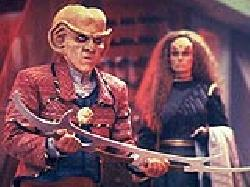 The House of Quark episode synopsis,reviews,forums,photos,Prophet Motive episode synopsis,Distant Voices episode synopsis,The Abandoned episode synopsis,The Ship episode synopsis,In the Pale Moonlight episode synopsis